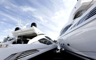 BOAT SHOWS: SIGNIFICANT MANOEUVRES